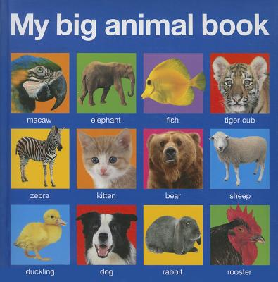 My Big Animal Book - Priddy, Roger