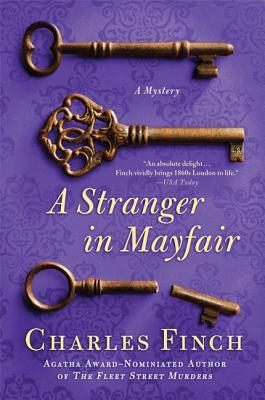 A Stranger in Mayfair - Finch, Charles