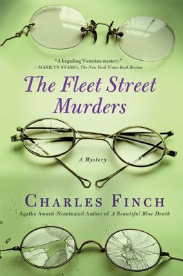 The Fleet Street Murders - Finch, Charles
