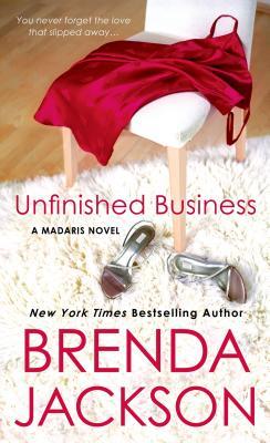 Unfinished Business - Jackson, Brenda