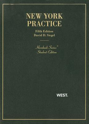 New York Practice - Siegel, David D