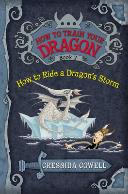 How to Ride a Dragon's Storm - Cowell, Cressida