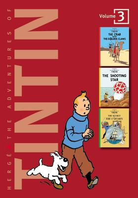 The Adventures of Tintin: Volume 3 - Herge, and Herg&#xe9, and Herg