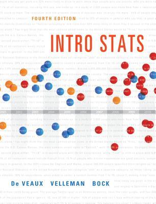 Intro Stats - de Veaux, Richard D, and Velleman, Paul F, and Bock, David E