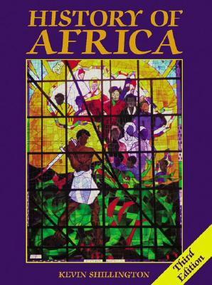 History of Africa, Revised 2nd Edition - Shillington, Kevin