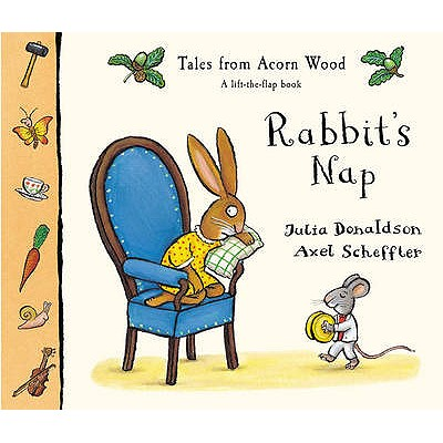 Rabbit's Nap - Donaldson, Julia