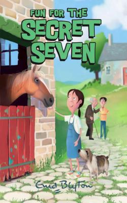 Fun for the Secret Seven - Blyton, Enid