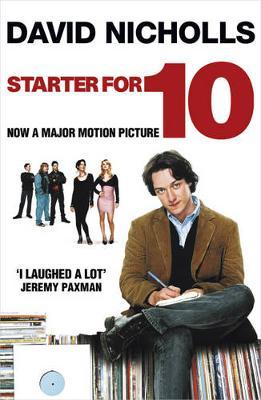 Starter for Ten - Nicholls, David