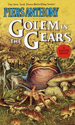 Golem in the Gears - Anthony, Piers