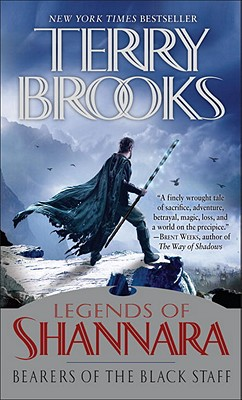 Bearers of the Black Staff - Brooks, Terry
