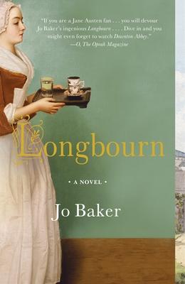 Longbourn - Baker, Jo