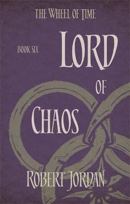 Lord of Chaos - Jordan, Robert