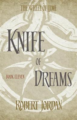 Knife of Dreams - Jordan, Robert