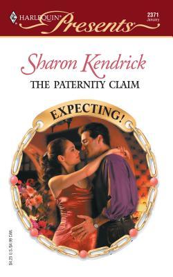 The Paternity Claim - Kendrick, Sharon