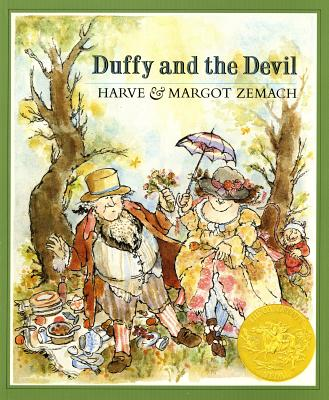 Duffy and the Devil: A Cornish Tale - Zemach, Harve (Retold by)