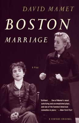 Boston Marriage - Mamet, David, Professor