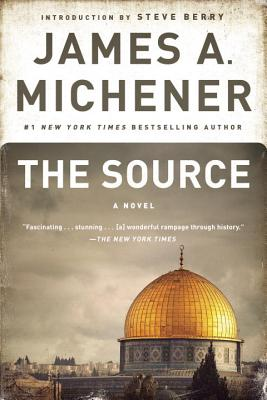 The Source - Michener, James A, and Berry, Steve (Introduction by)