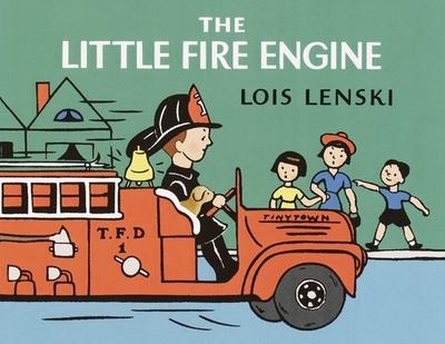 The Little Fire Engine - Lenski, Lois