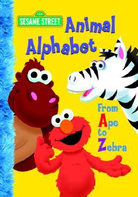 Animal Alphabet: From Ape to Zebra - McMahon, Kara
