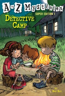 Detective Camp - Roy, Ron