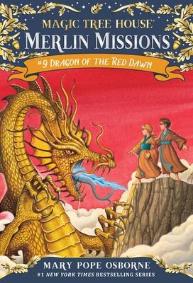 Dragon of the Red Dawn - Osborne, Mary Pope