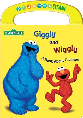 Giggly and Wiggly: A Book about Feelings - Kleinberg, Naomi
