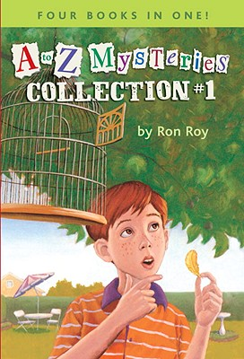 A to Z Mysteries Collection #1 - Roy, Ron