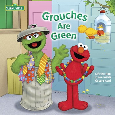 Grouches Are Green - Kleinberg, Naomi