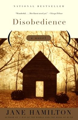 Disobedience - Hamilton, Jane