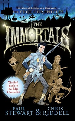 The Immortals - Stewart, Paul, and Riddell, Chris