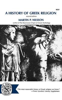 A History of Greek Religion, Second Edition - Nilsson, Martin P