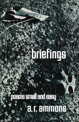 Briefings: Poems Small and Easy - Ammons, A R