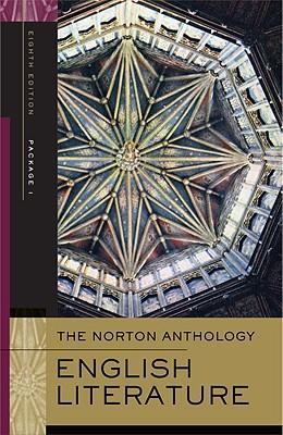 The Norton Anthology of English Literature - Greenblatt, Stephen J, Professor (Editor), and Abrams, M H (Editor), and David, Alfred (Editor)