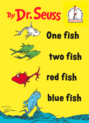 One Fish Two Fish Red Fish Blue Fish - Dr Seuss, and Ring