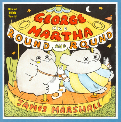 George and Martha Round and Round - Marshall, James