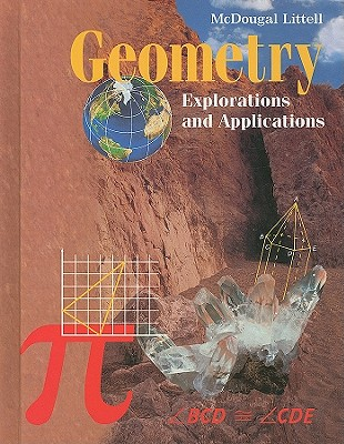 Geometry Explanations and Applications - Aichele, Douglas B, and Hopfensperger, Patrick W, and Leiva, Miriam A