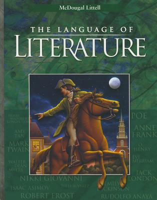 McDougal Littell Language of Literature: Student Edition Grade 8 2001 - McDougal Littel (Prepared for publication by)