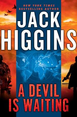 A Devil Is Waiting - Higgins, Jack