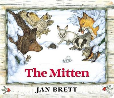 The Mitten - Brett, Jan (Adapted by)