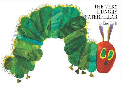The Very Hungry Caterpillar - Carle, Eric, and Leiggi