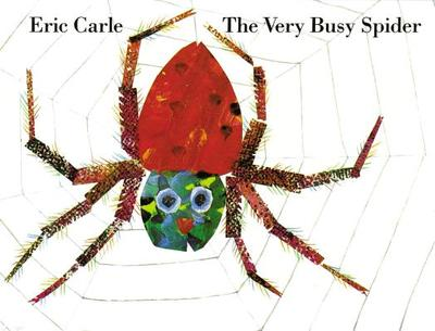 The Very Busy Spider - Carle, Eric