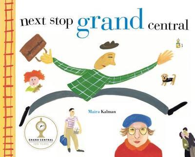 Next Stop, Grand Central - Kalman, Maira