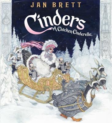 Cinders: A Chicken Cinderella -