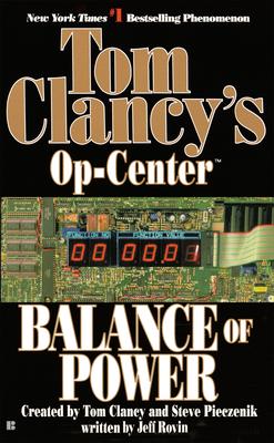 Balance of Power - Clancy, Tom, and Pieczenik, Steve R