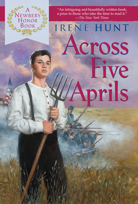 Across Five Aprils - Hunt, Irene