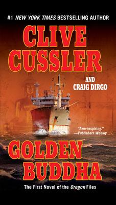 Golden Buddha - Cussler, Clive, and Dirgo, Craig