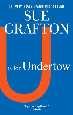 U Is for Undertow - Grafton, Sue