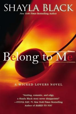 Belong to Me - Black, Shayla