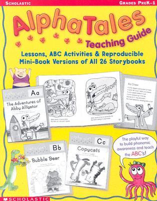Alpha Tales - Scholastic Press (Creator)