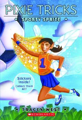 Sporty Sprite Pixtr#06 - West, Tracey